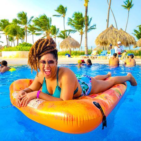 Cupshe high-waisted Bikini http://liketk.it/3opdA @liketoknow.it #liketkit #LTKunder50 #LTKswim #LTKtravel