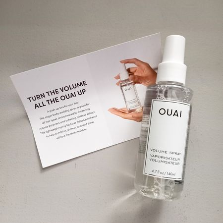 ouai hair volume spray, sephora,   #LTKGiftGuide #LTKbeauty #LTKsalealert