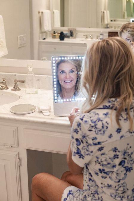 This mirror is SO good and it's on SALE     #LTKsalealert #LTKbeauty