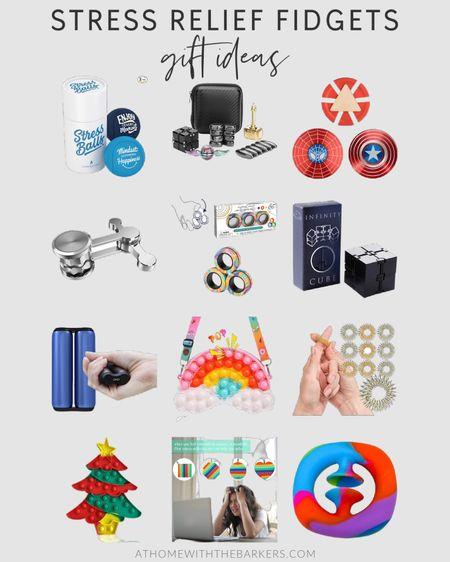 Fidgets for all ages.    #LTKfamily #LTKHoliday #LTKGiftGuide