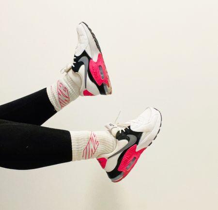 Nike air Max excee — hot pink sneakers   #LTKshoecrush #LTKVDay #LTKunder100