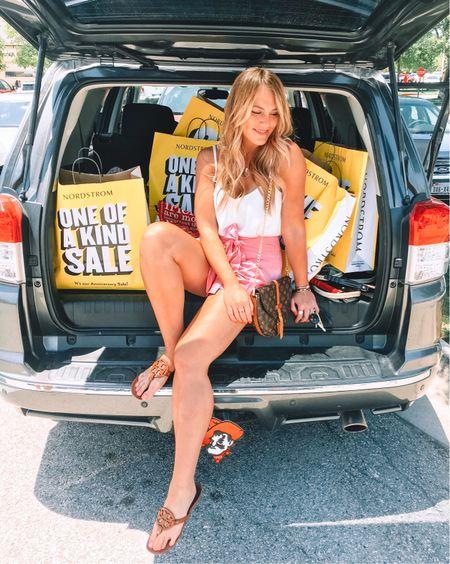 shopped till I dropped at the Nordstrom anniversary sale 💕 @liketoknow.it #liketkit  http://liketk.it/2wBEQ  #LTKsalealert