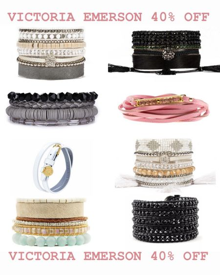 Victoria Emerson 40% off! Tons more styles, necklaces & watches too! #liketkit @liketoknow.it http://liketk.it/2CM5d