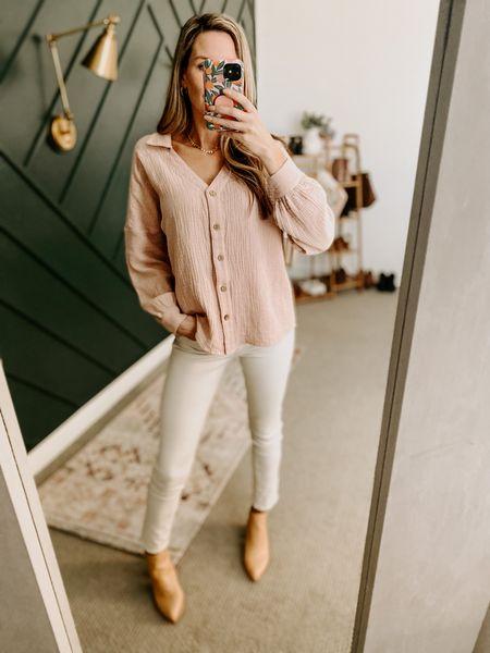 Long Sleeve Tunic Blouse Color: 4166-lotuspink/TTS/wearing size, S #ifounditonamazon #amazonfashion #amazonfinds #outfitoftheday #ootd #outfitideas #outfitinspo #amazonshirts  http://liketk.it/3pOop   @liketoknow.it #liketkit #LTKbeauty #LTKfit #LTKSeasonal #LTKstyletip