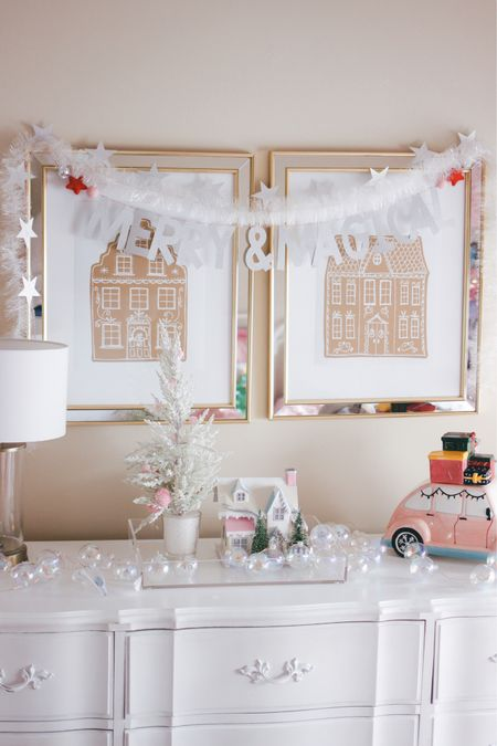 Merry & Bright ✨ A few more touches of holiday in the girls rooms! http://liketk.it/348X2 #liketkit @liketoknow.it #LTKkids #LTKhome #LTKfamily @liketoknow.it.home @liketoknow.it.family #target #homegoods #holidaydecor
