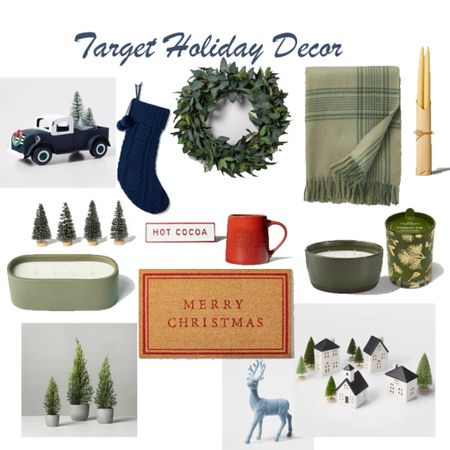 Target holiday home decor Joanna Gaines just released this year's holiday line! Hearth & Hand with Magnolia   #LTKSeasonal #LTKHoliday #LTKunder50