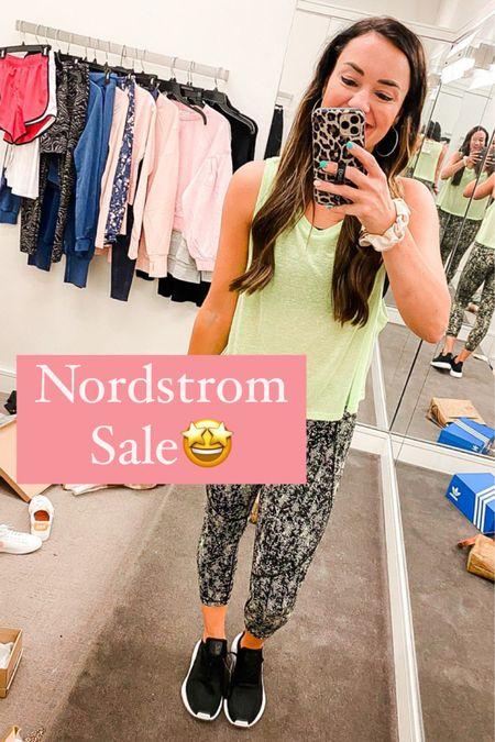 Nordstrom Sale Items 💕 My favorite workout items plus a few great sale items!  http://liketk.it/3h4Wb  #liketkit @liketoknow.it #LTKDay #LTKunder100 #LTKsalealert