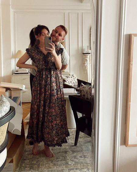 http://liketk.it/3hdcE #liketkit @liketoknow.it flowy maxi dress (wearing XS, it runs big)