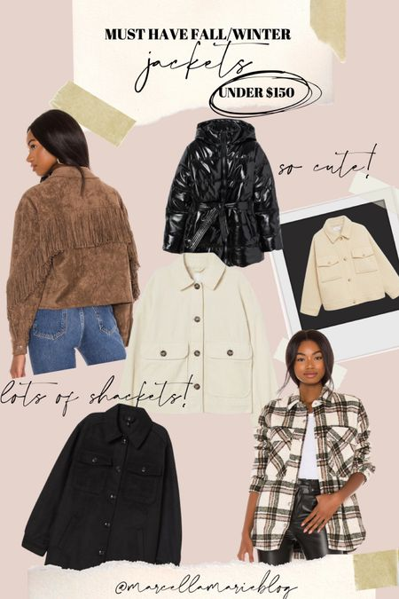 Some of my favorite fall coats/jackets under $150! More linked on the blog! x http://liketk.it/2ZQQN #liketkit @liketoknow.it