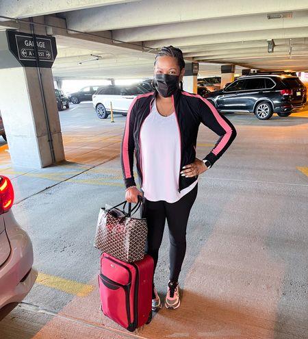 Airport style!   #LTKunder100 #LTKtravel #LTKcurves