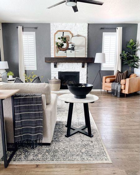 http://liketk.it/3gUIZ modern farmhouse living room @liketoknow.it @liketoknow.it.home #liketkit #LTKhome #LTKunder100 #LTKunder50