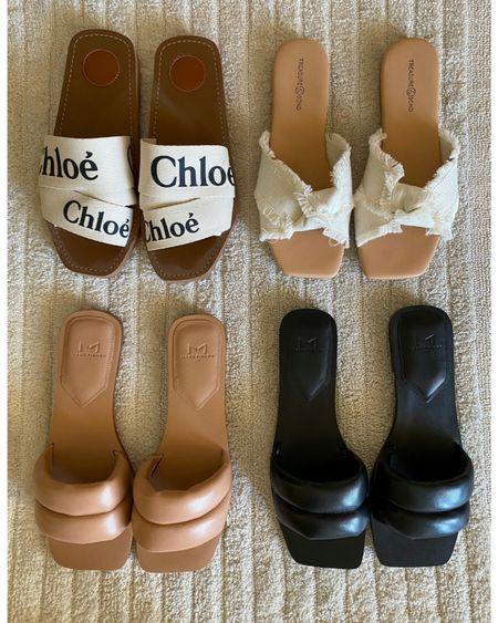 Chloe Woody Flat Sandals, Jana Slide Sandals, Ralla Slide Sandals, Costelo-L Slide Sandals, Summer Sandals, Summer Slides, #LTKshoecrush #LTKstyletip  http://liketk.it/3kG0o @liketoknow.it #liketkit