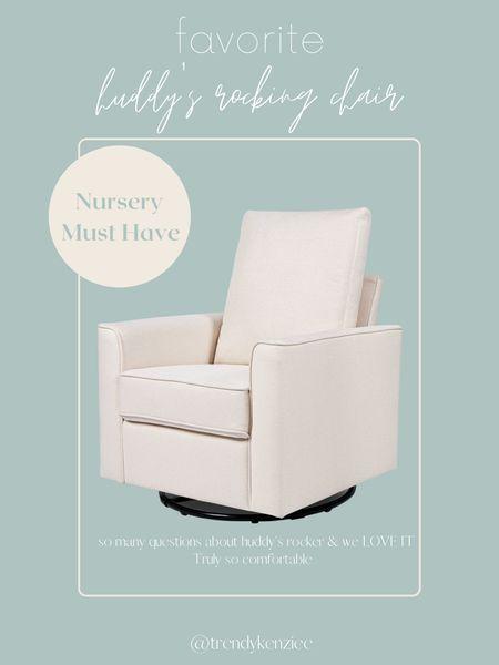nursery chair / rocking chair / nursery chair / coastal nursery / boho nursery   #LTKbump #LTKhome #LTKbaby