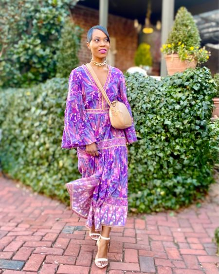 ✨Tips on how to wear a maxi dress✨  📌 Maxi dresses are both timeless and elegant:  🌸 For an effortless desk to dinner appeal layer a blazer over your maxi dress and pair it up with pointed toe pumps and a tote bag.   🌸 For dinner night ditch the blazer and switch out the  tote for a classy clutch.   🌷For spring break🌷... . 🌸 If  you decide to go to the beach, layer your stylish maxi over your bathing suit for a quick bite after swimming.  🌸 Wear it casually with white sneakers and a crossbody bag.  📍Check out my top favorite handpicked maxi dresses 👗  along with stylish sandals and crossbody bags that you can wear with your lovely dress on the liketoknowit shopping app! . If you are in need of one on one personal shopping assistance, don't hesitate to get in touch (Link in bio)⬆️ #anastaciastyle #anastaciastylingtips #personalshopping #personalstyling #fashion #fashionwoman #womeninbusiness .  #liketkit #LTKunder100 #LTKstyletip #LTKSeasonal @liketoknow.it http://liketk.it/3ahun