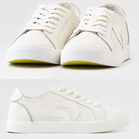White sneaker  shoe crush #LTKshoecrush #LTKMothersDay #LTKspring #liketkit @liketoknow.it http://liketk.it/2NL4H casual style
