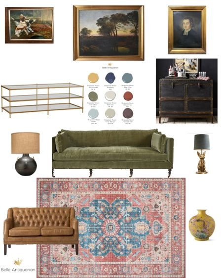 This timeless, yet relevant, living room design will carry you throughout the years and beyond trends. Heirloom furniture pieces anchor the room. The included color palette is meant to complete the space. Enjoy!  http://liketk.it/3aMm7 #liketkit @liketoknow.it   #LTKhome #LTKfamily #LTKstyletip @liketoknow.it.home @liketoknow.it.family Shop your screenshot of this pic with the LIKEtoKNOW.it shopping app