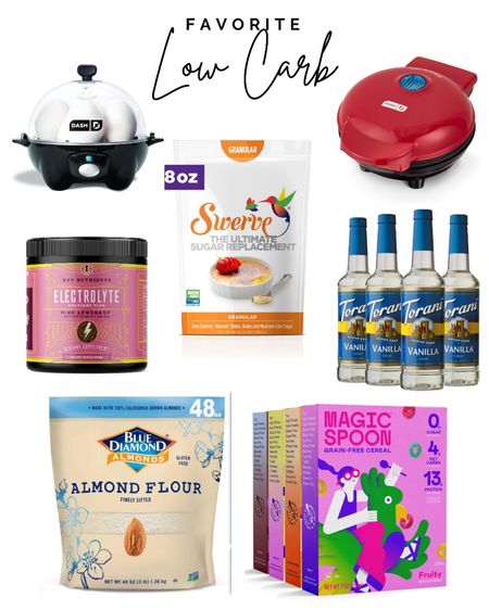 Favorite low carb items when on low carb or keto  #LTKhome