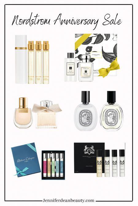 Nordstrom Anniversary Sale Fragrance Recommendations.      #LTKbeauty