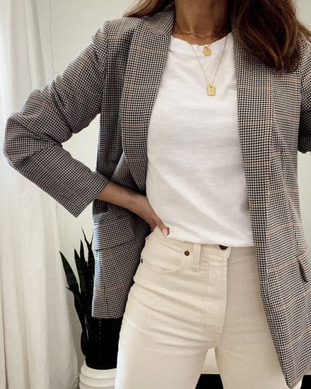 Blazer old. Linking fab options for fall.