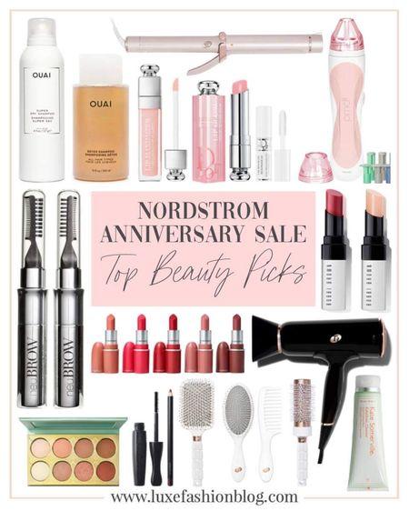 Nordstrom Anniversary Sale Top Beauty Picks   #LTKstyletip #LTKunder100 #LTKsalealert