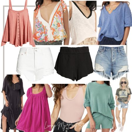 Summer Styles with Free People ✨ http://liketk.it/3hbMo #liketkit @liketoknow.it