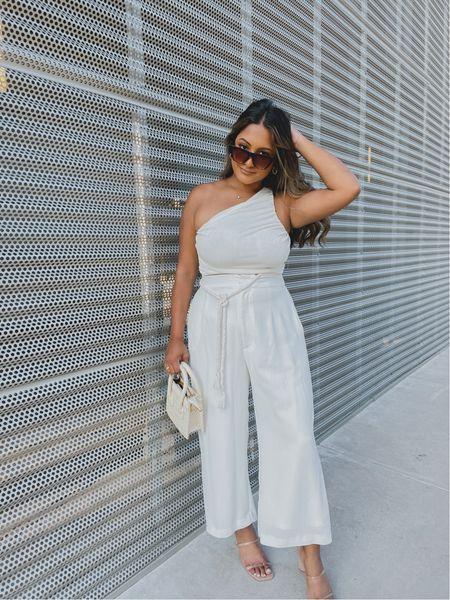 All white outfit   #LTKunder50 #LTKSeasonal #LTKstyletip