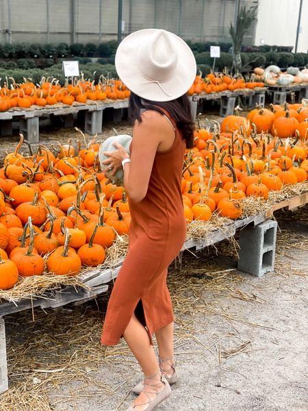 Fall hat on sale! Love this dress too! So comfy! Size down one #competition   #LTKSeasonal #LTKSale #LTKHoliday