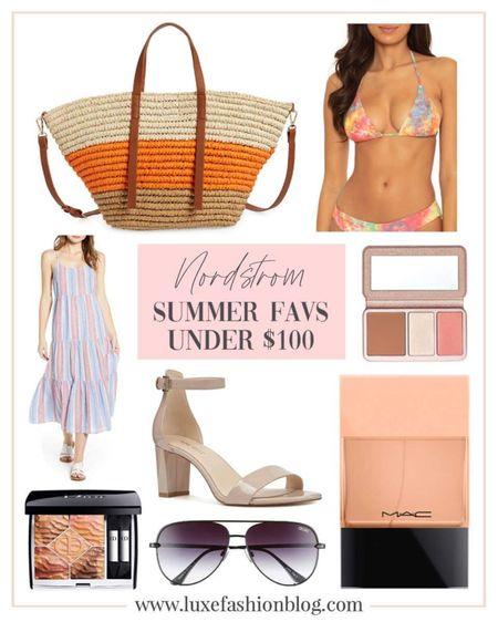 Nordstrom Summer Favs Under $100 http://liketk.it/3gnpV #liketkit #LTKbeauty #LTKfit #LTKstyletip @liketoknow.it