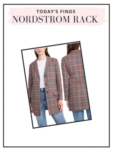 Daily finds: Adorable preppy oversized blazer for under $50  #LTKunder50 #LTKunder100 #LTKworkwear