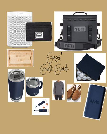 Guys' Gift Guide http://liketk.it/31V52 #liketkit @liketoknow.it #LTKunder50 #LTKsalealert