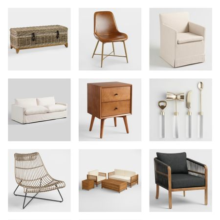 Beautiful new furniture and home decor accessories from World Market   #LTKstyletip #LTKunder100 #LTKhome
