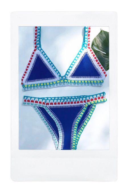 Bikini.   #LTKswim