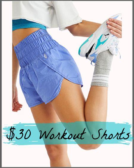Free people shorts  The way home shorts Best sellers Workout shorts  #LTKunder50 #LTKfit #LTKunder100