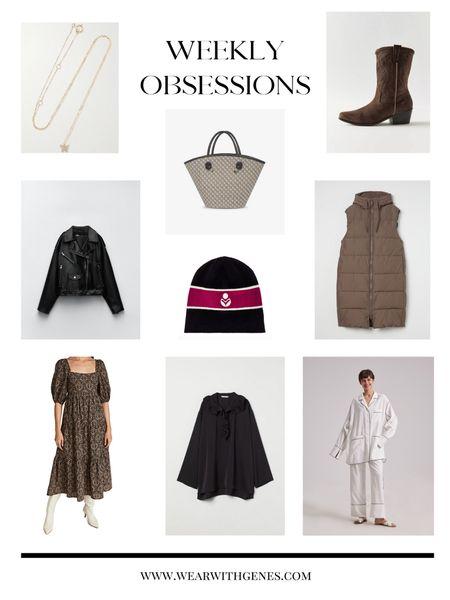 Weekly Obsessions - Everything I'm loving this week!   #LTKshoecrush #LTKunder100 #LTKstyletip