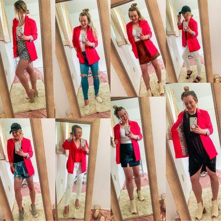 8 ways to style a blazer! Download the LIKEtoKNOW.it shopping app to shop this pic via screenshot http://liketk.it/2OWks @liketoknow.it #liketkit