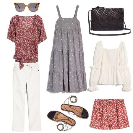 Great summer pieces!     #LTKSeasonal #LTKshoecrush #LTKstyletip