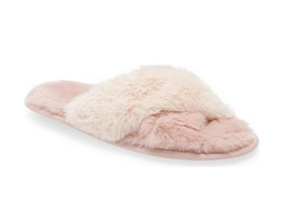Women's plush faux fur slippers are in the #nsale on sale for under $20. These snuggly, soft women's slippers are the perfect stocking stuffer and come in different colors including black and ivory. Grab these N sale shoes now before the N sale 2021 ends 8/8. #nordstrom #slippers #houseshoes #scufferslippers #stockingstuffer #giftideasforher #nordstromanniversarysale   #LTKsalealert #LTKunder50 #LTKshoecrush