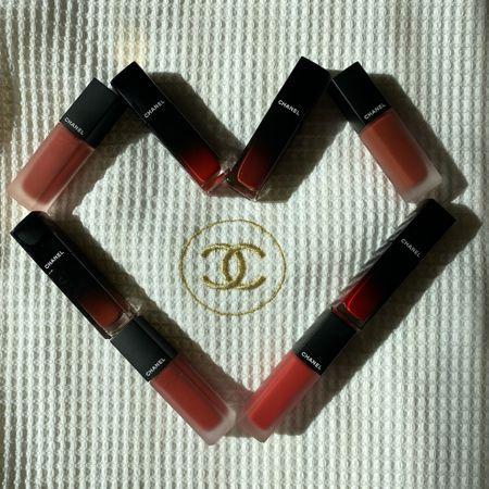 Matte or Shiny. Rouge Allure Liquid Gloss   #LTKHoliday #LTKGiftGuide #LTKbeauty