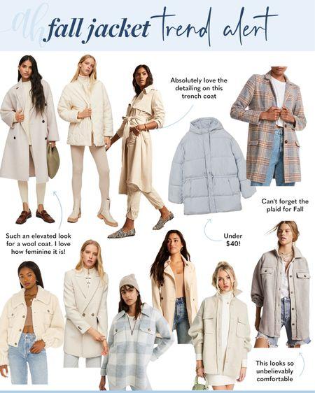 Jackets for Fall, trend alert, Fall 21 fashion finds   #LTKeurope #LTKstyletip #LTKSeasonal