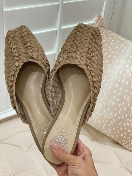 Braided woven leather mules loafers #nsale Nordstrom anniversary sale shoes   #LTKsalealert #LTKshoecrush #LTKunder100