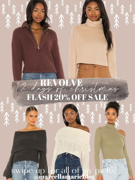 Revolve flash 20% off sale, one day only! Picked out some of my favorites 🤍 http://liketk.it/33ApN #liketkit @liketoknow.it