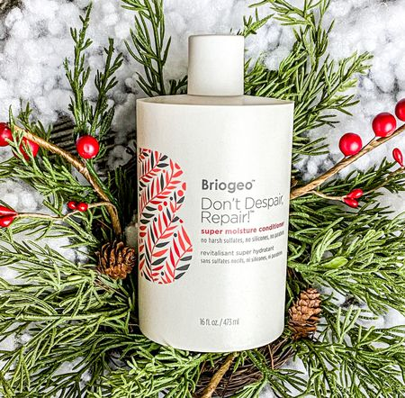 My favorite hair products for dry chemically treated hair!   #LTKgiftspo #LTKunder50 #LTKbeauty