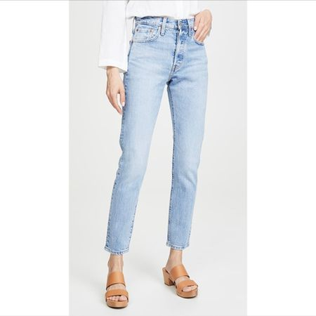 My favorite jeans are included in the Shopbop sale! Fit is TTS #ltksalealert