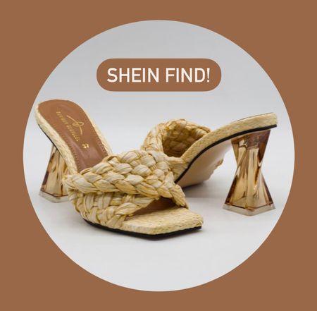 Shein block heels ✨   #LTKunder50 #LTKunder100 #LTKSeasonal