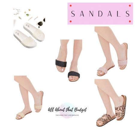 Sandals for the summer! Memoriak day sale @forever21  http://liketk.it/3fPEE #liketkit @liketoknow.it #LTKunder50 #LTKsalealert