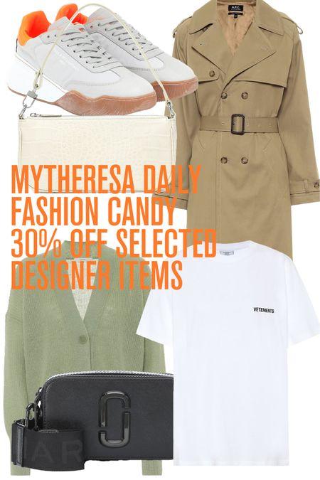 http://liketk.it/308dp #liketkit @liketoknow.it Mytheresa Sale, Mytheresa Daily Fashion Candy, Designer Sale, Vetements, Stella McCartney