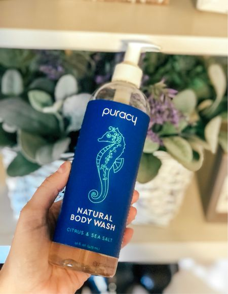 My favorite body wash! It smells like citrus and leaves my dry skin feeling soft and hydrated. Highly recommend!  #bodywash #beauty #beautyfinds #amazon #amazonfinds #beautyproducts   #LTKbeauty #LTKunder50 #LTKstyletip