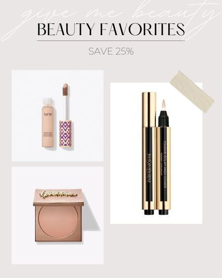 My favorite concealer and bronzer! On sale! || #competition   #LTKSale #LTKbeauty #LTKSeasonal