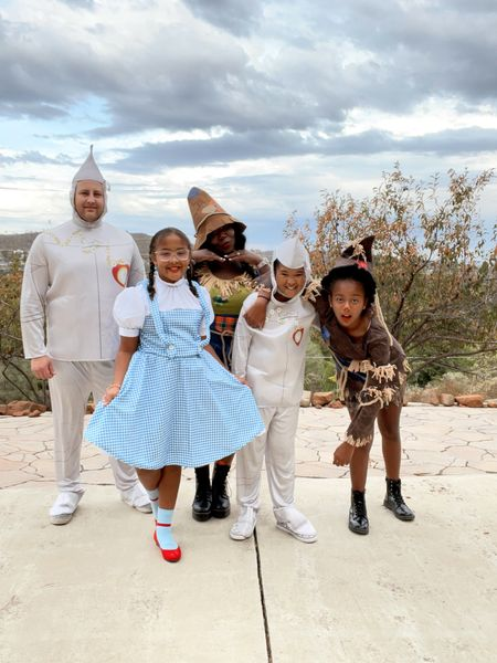 Getting really into the Halloween spirit now with our Wizard of Oz family costumes!!   #LTKSeasonal #LTKfamily #LTKHoliday