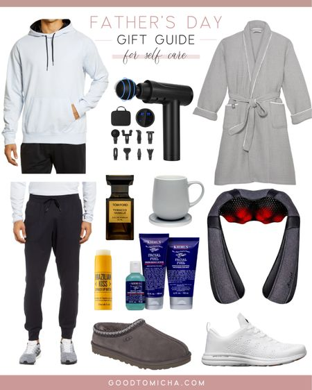 Father's Day gift guide for self care! http://liketk.it/3haQ3 #liketkit @liketoknow.it #LTKmens #LTKbeauty #selfcare #fathersday #giftguide